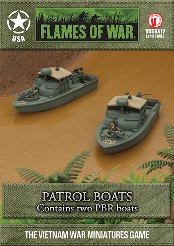 アイコノクラズム / FoW 沿岸海軍 河川哨戒艇